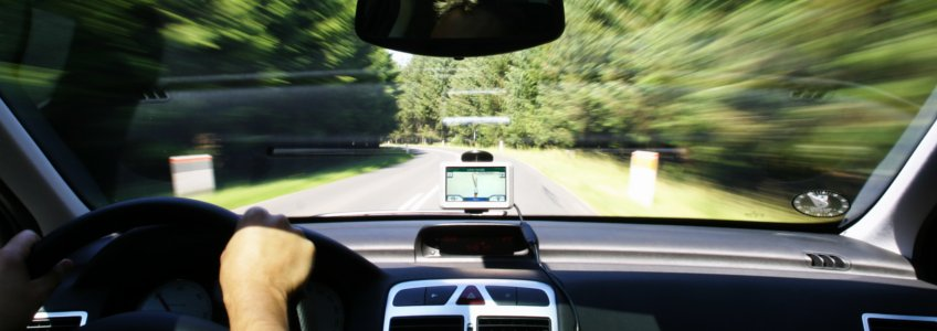 Evaluation of in car GPS navigation device